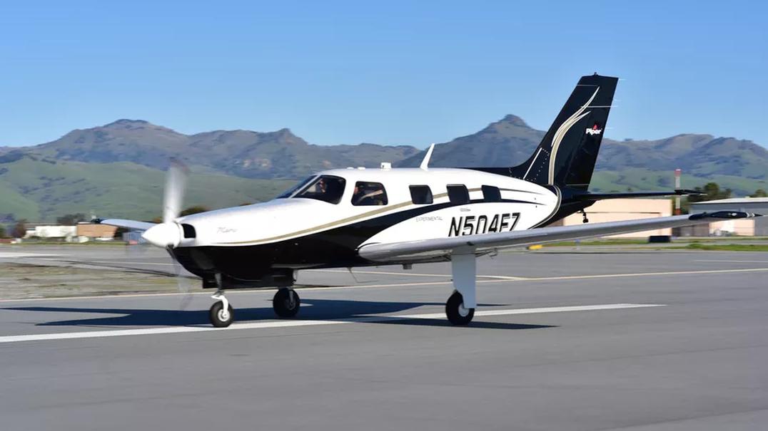 Um avião alimentado por hidrogénio? Testes de voos bem sucedidos e registados em vídeo