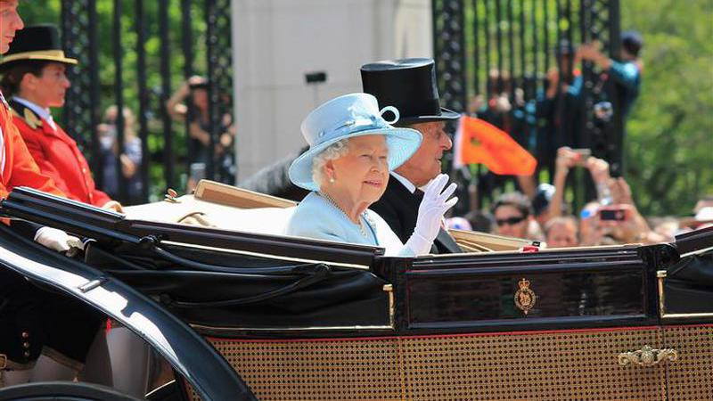 Adivinha qual é a música preferida da Rainha Isabel II?