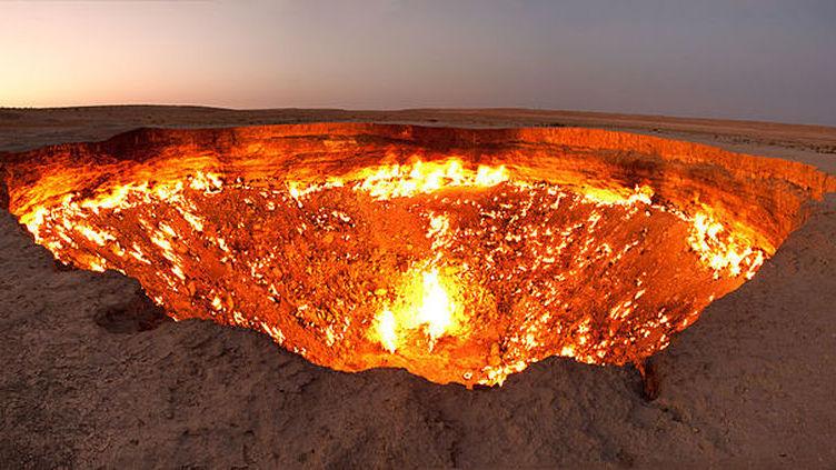 Cratera de Darvasa
