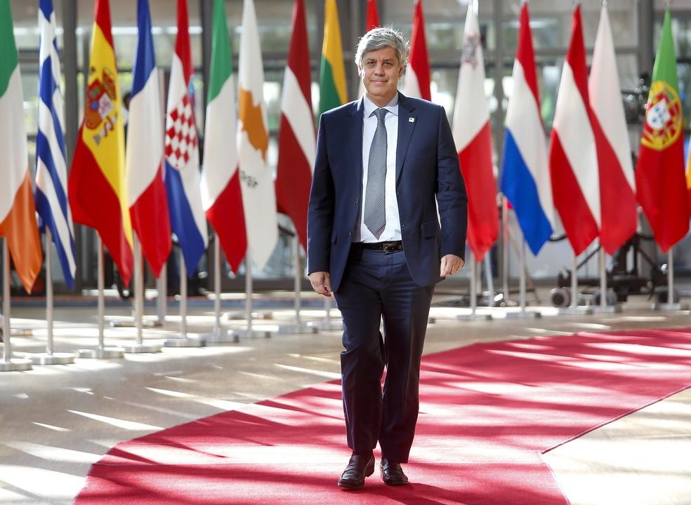 Wall Street Journal: Centeno na lista dos favoritos para liderar o FMI