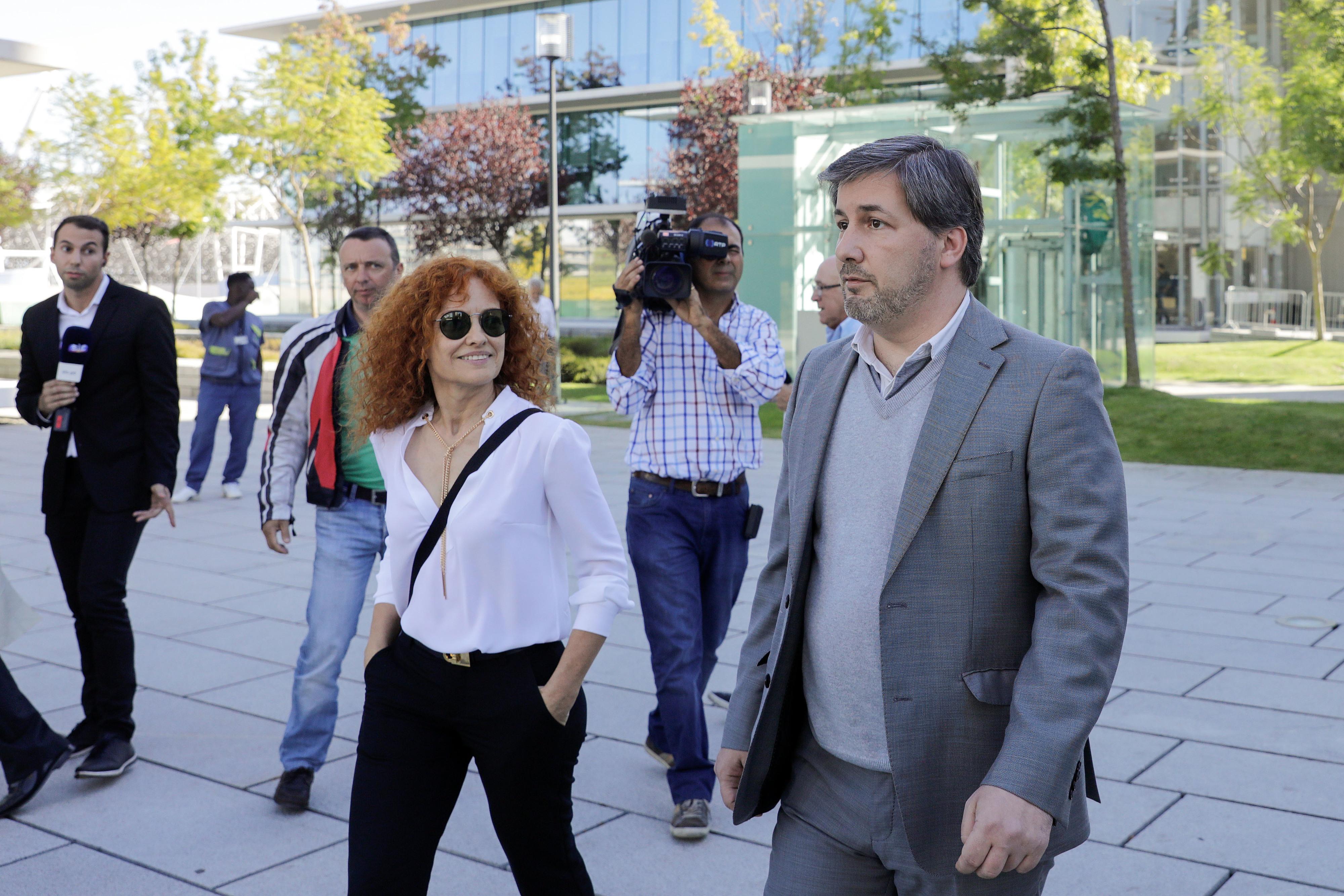 Sporting: MP não recorreu da medida de coação aplicada a Bruno de Carvalho