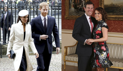 Pagens e padrinhos: quem vai assumir os papéis mais importantes nos casamentos reais?