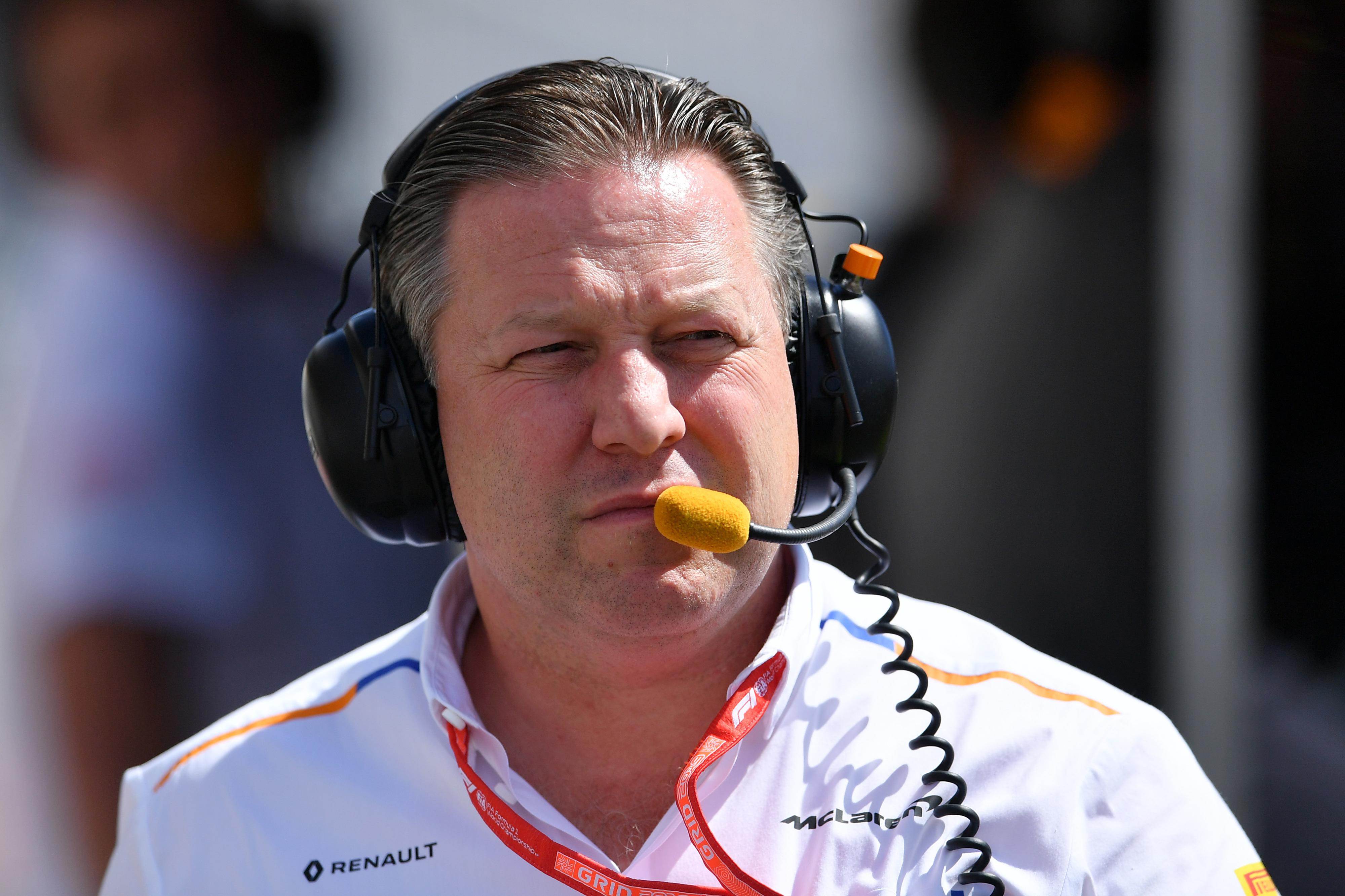 """""""Fórmula 1 está num momento muito frágil"""""""