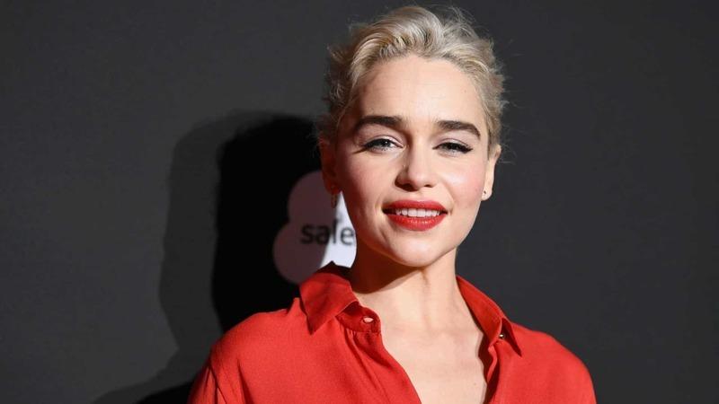 Fãs de Emilia Clarke podem ganhar um jantar com a atriz