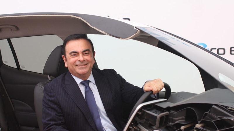 Carlos Ghosn investigado por fraude fiscal. Ações da Renault derrapam 13% em bolsa