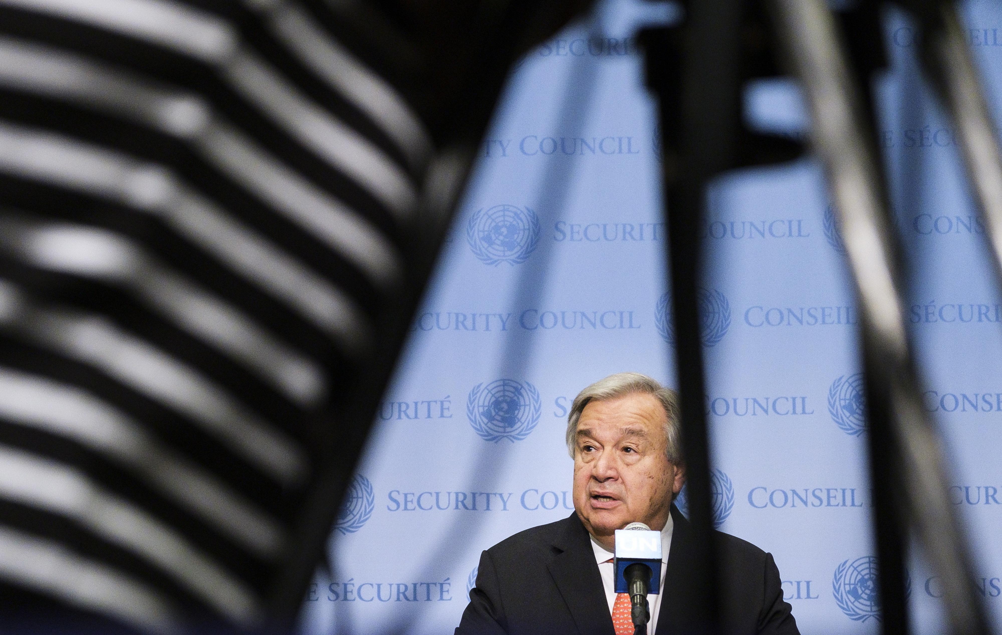 Guterres participa na cimeira do G7 e intervém sobre biodiversidade e oceanos