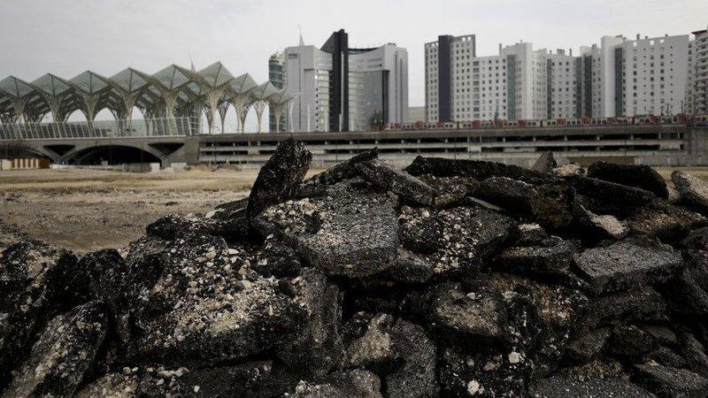 Há empresas de construção a mexer ilegalmente em solos contaminados