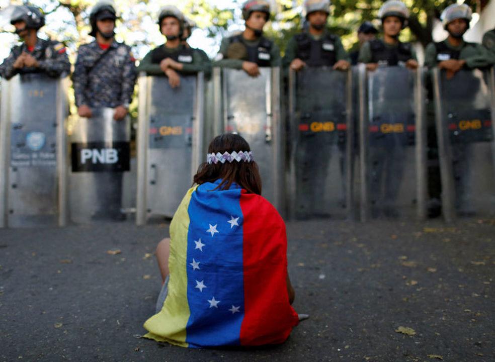 Violência na fronteira venezuelana com o Brasil já começou