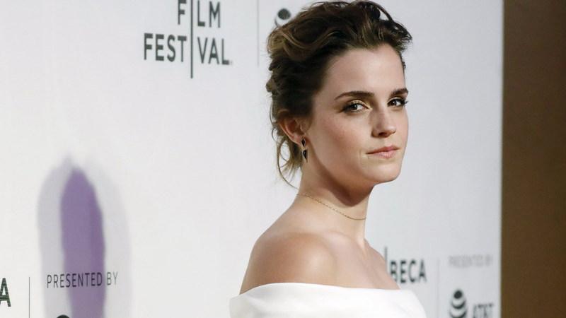 Emma Watson doa mais de um milhão de euros para luta contra assédio