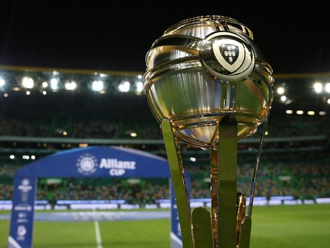 Taça da Liga: Benfica e Sporting a depender de terceiros