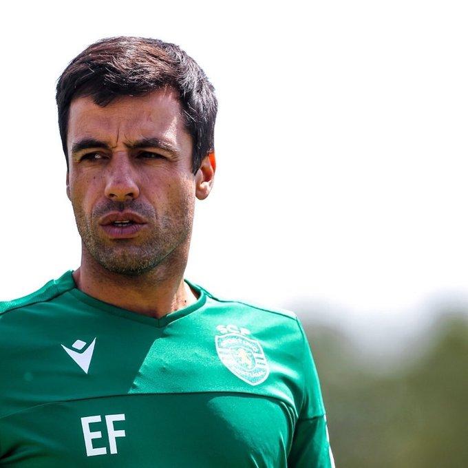 """Apesar da perda do 1.º lugar, Emanuel Ferro considera a campanha do Sporting """"positiva"""""""