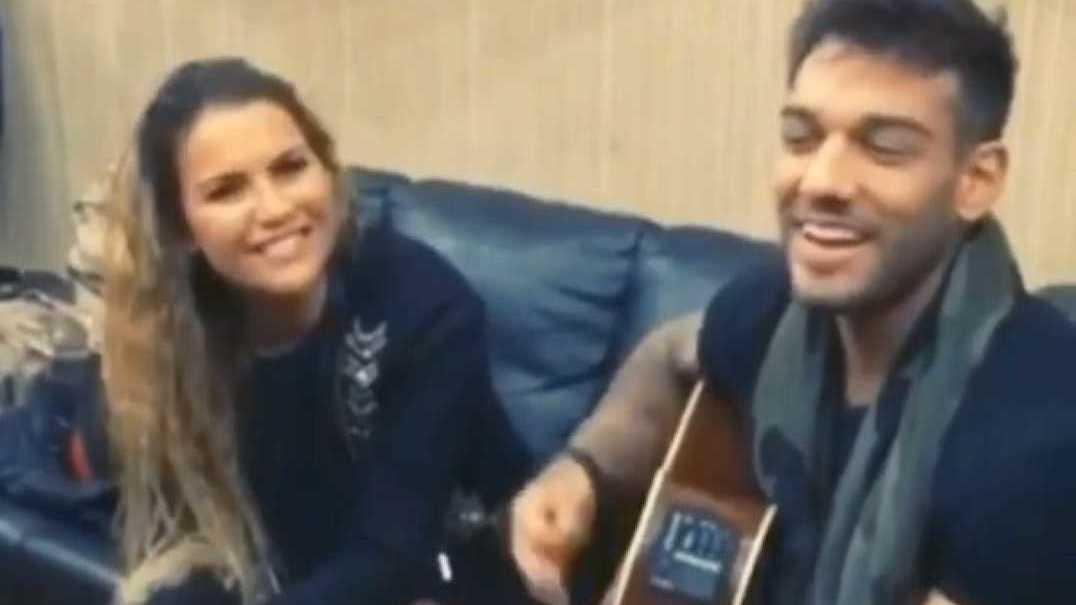 Cantor brasileiro Lucas Lucco canta tema especial dedicado a Katia Aveiro