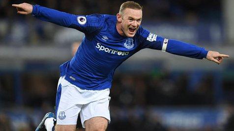 Rooney marcou o golo do mês de novembro