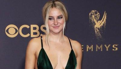 Emmys: Shailene Woodley faz declarações surpreendentes na passadeira vermelha