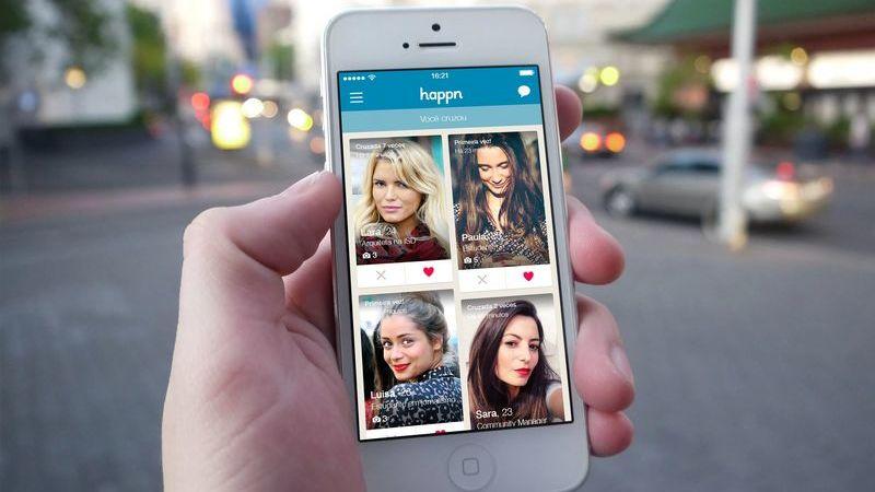 """Happn ganha mapas interativos para não perder o """"crush"""" de vista"""