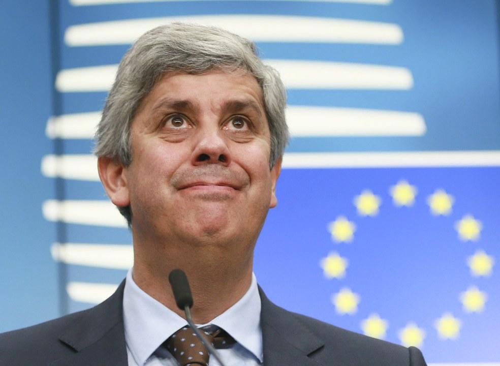 Centeno diz que sistema europeu de seguro de depósitos não vai eliminar sistemas nacionais