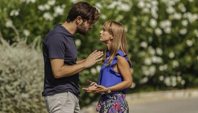 Em breve em 'Paixão': Miguel sai de casa com a filha e acusa Luísa
