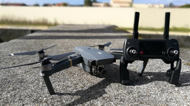 Análise Mavic Pro – Mobilidade e qualidade num único drone