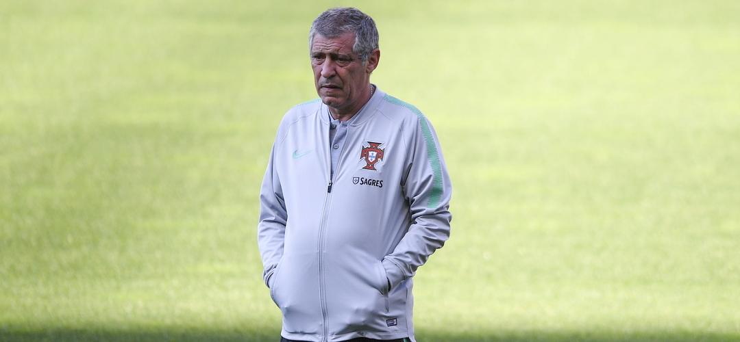 Portugal defronta a Tunísia, ainda sem Ronaldo e três 'leões'