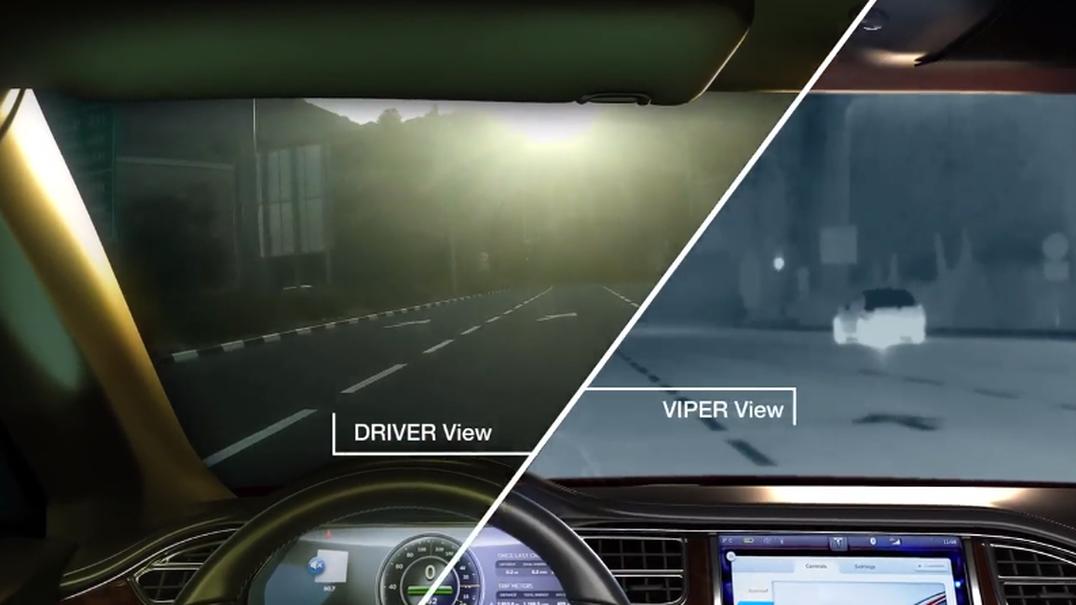 ADASKY desenvolve visão térmica para carros autónomos