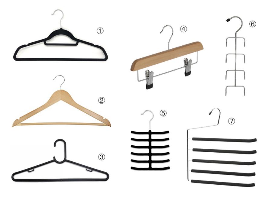 Dicas de arrumação: Como rentabilizar o espaço no roupeiro