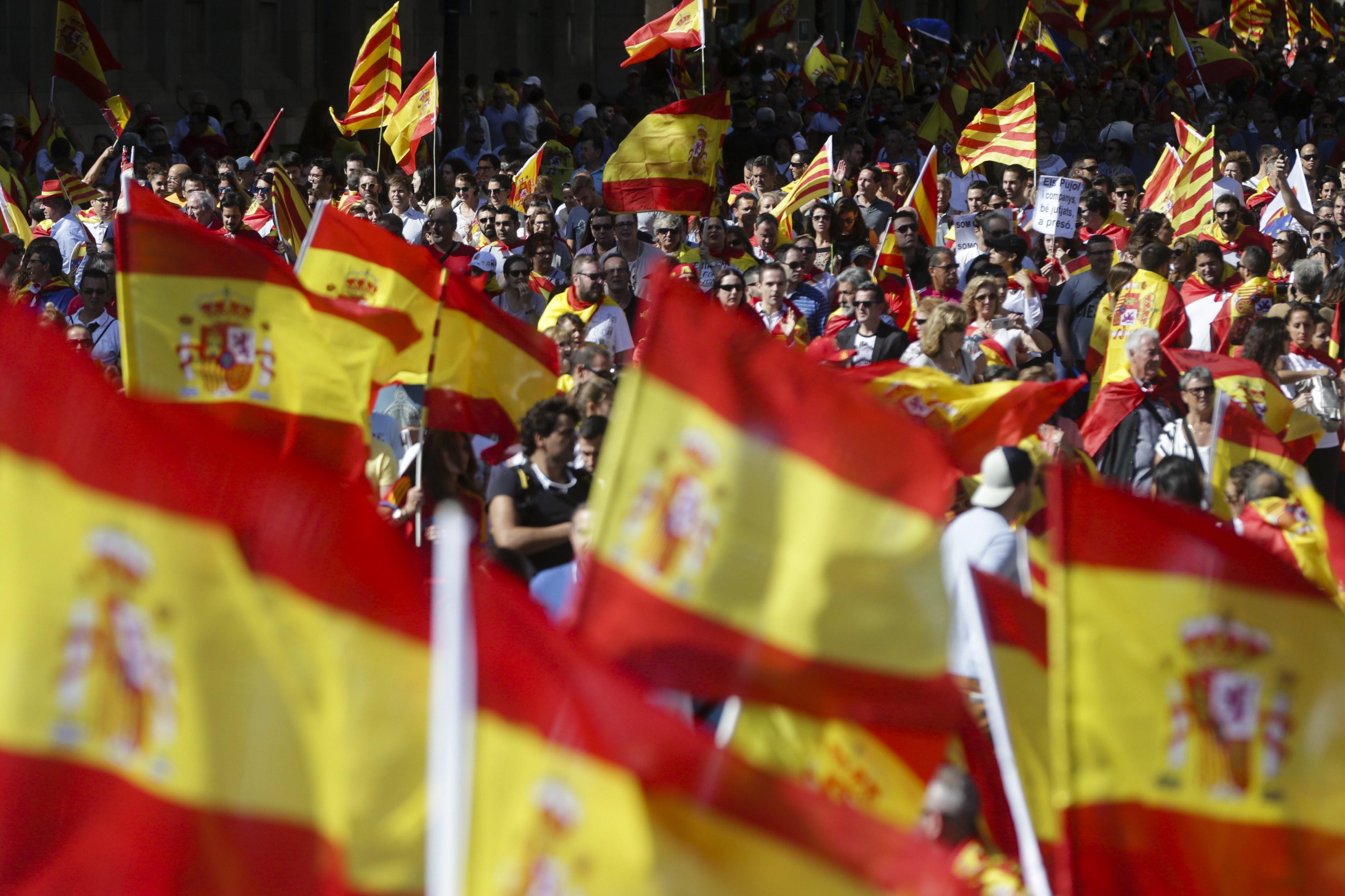 Catalunha: Reações às declarações de Madrid