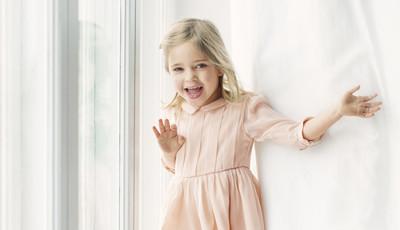 Princesa Leonore da Suécia celebra quarto aniversário com novas fotos oficiais