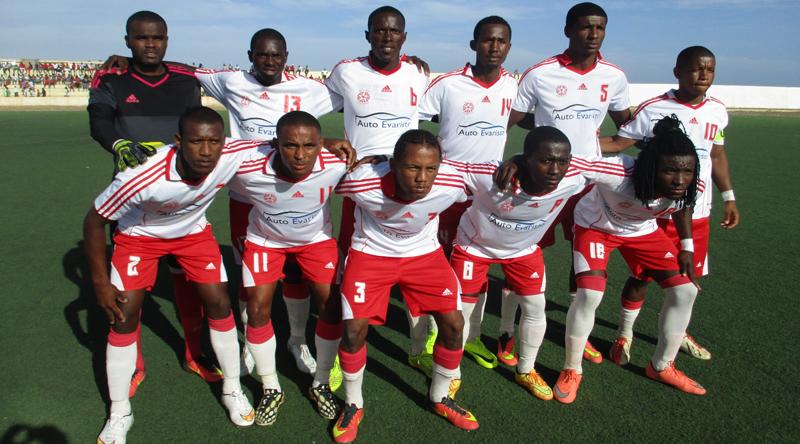 Futebol / Cabo Verde: Barreirense do Maio quer reverter resultado da semana passada e trazer pontos da ilha do Sal