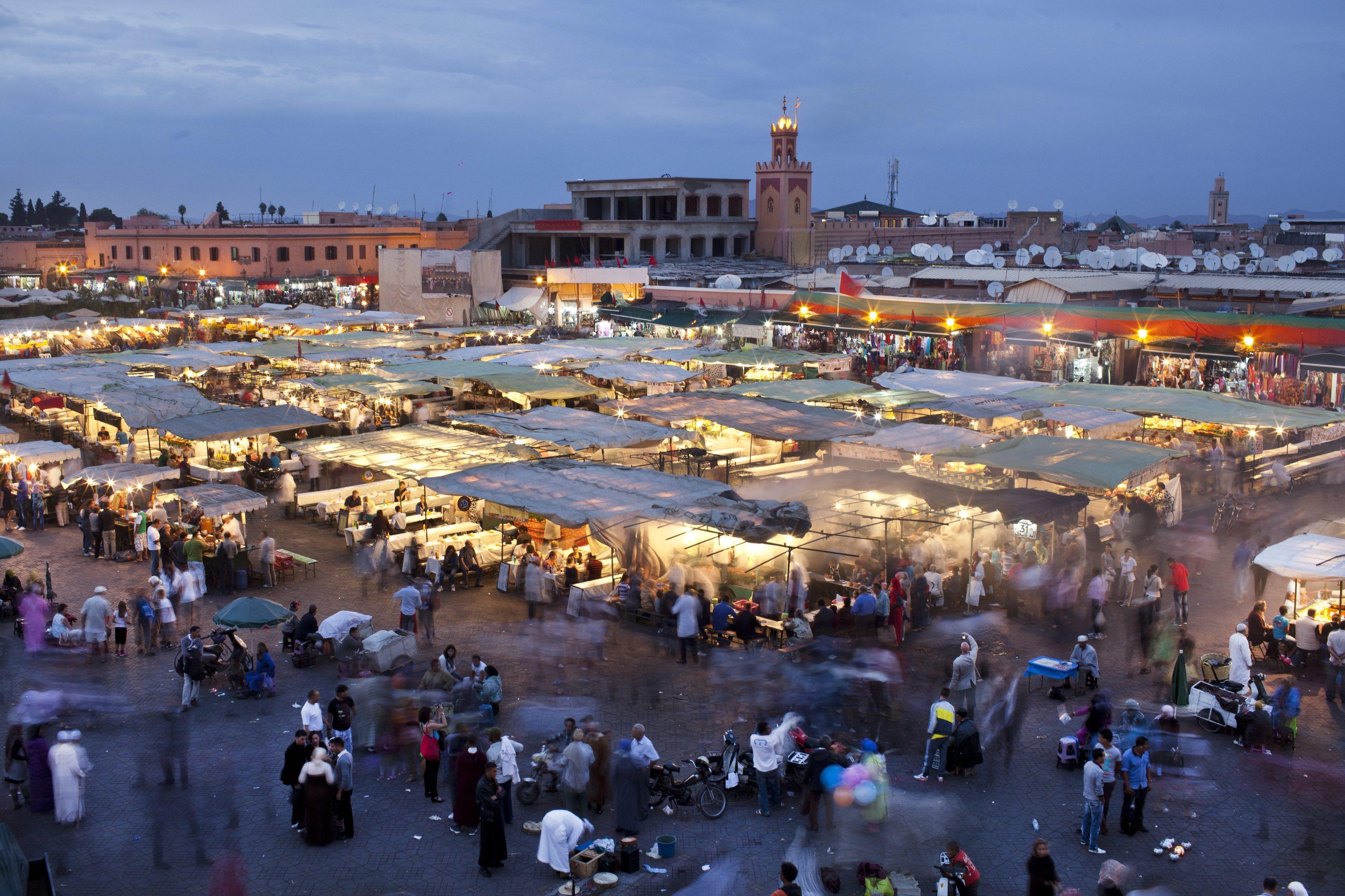 Marrocos anuncia serviço militar obrigatório para homens e mulheres