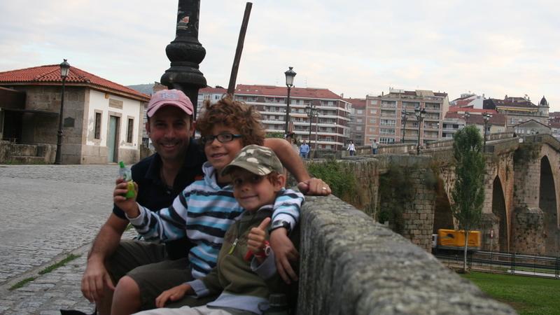 """Caminhada pais e filhos: """"No mapa foram apenas 120km, dentro dos nossos corações, creio que ainda não parámos de andar"""""""