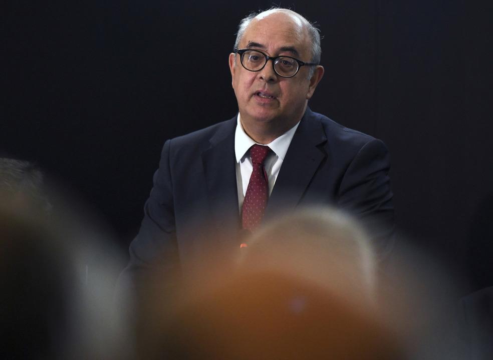 """Azeredo Lopes sabia desde o início do """"encobrimento"""", diz despacho do MP sobre Tancos"""