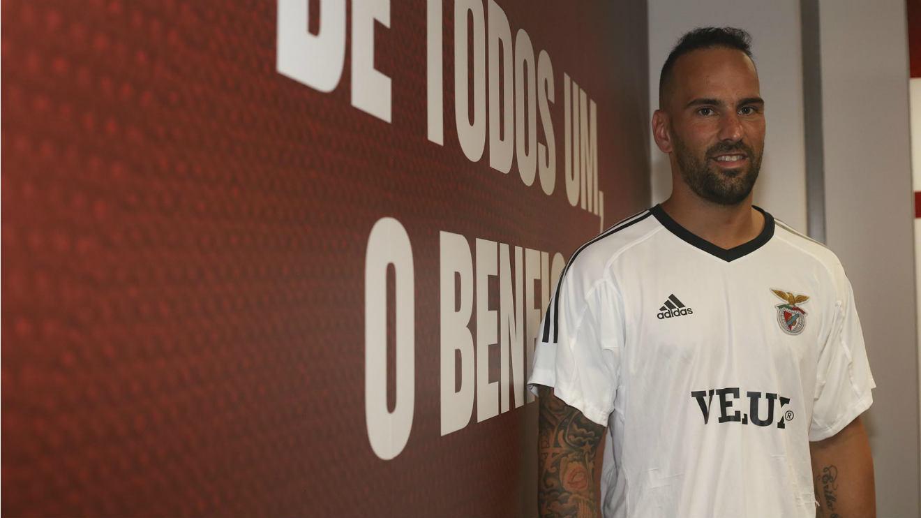 Hóquei: Benfica confirma contratação de Marco Barros
