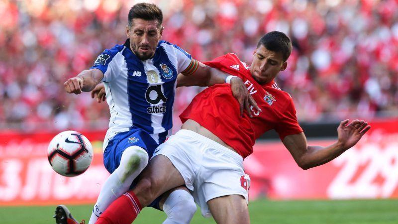 Clássico entre Benfica e FC Porto já tem data