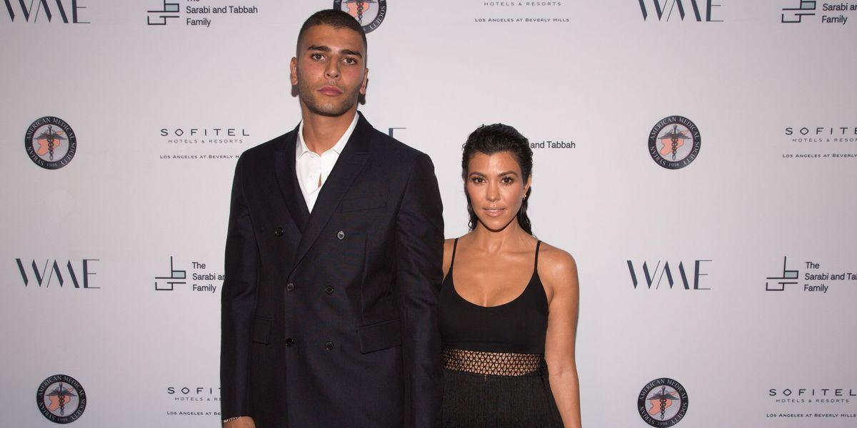 Kourtney Kardashian corta relações com 'ex'