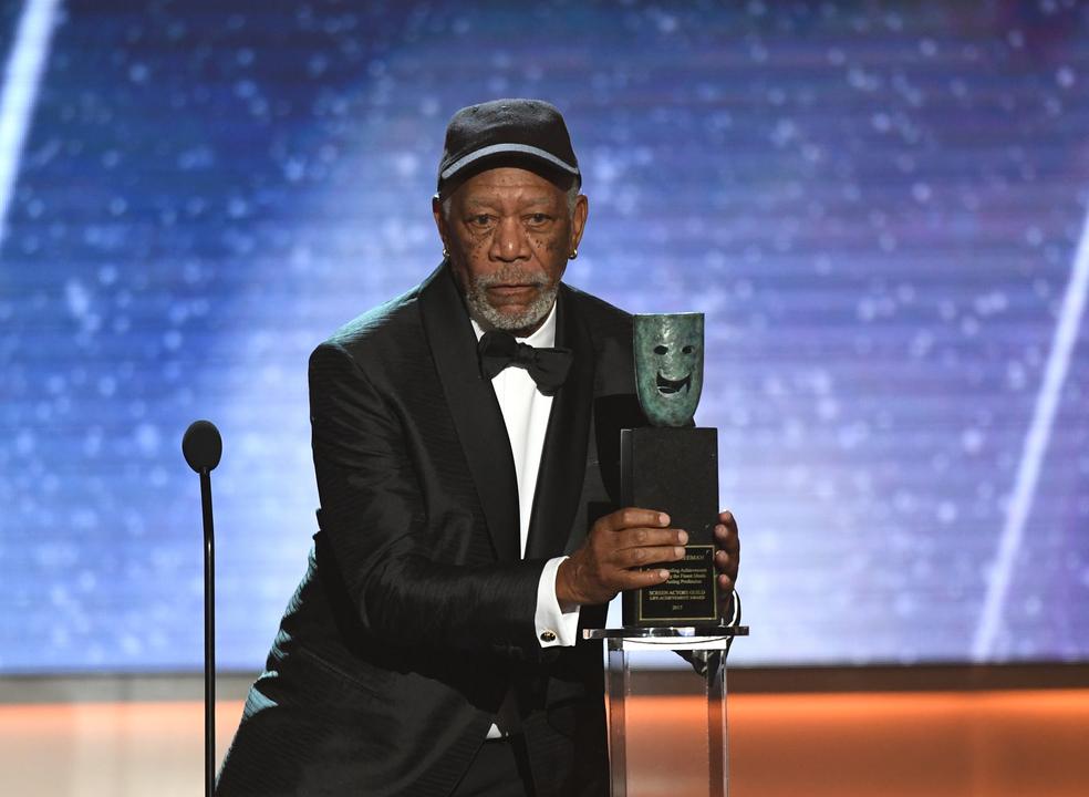 Morgan Freeman pode perder prémio de carreira por causa de acusações de assédio