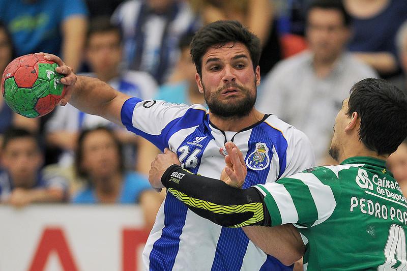 Nuno Roque deixa o FC Porto e ruma ao Sporting