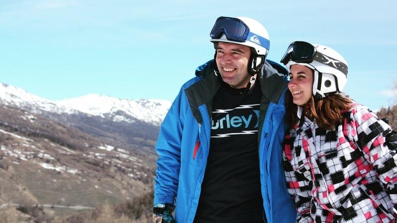 Guia para quem vai esquiar pela primeira vez