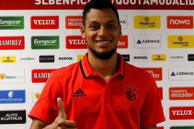 Benfica reforça equipa de atletismo com atleta venezuelano