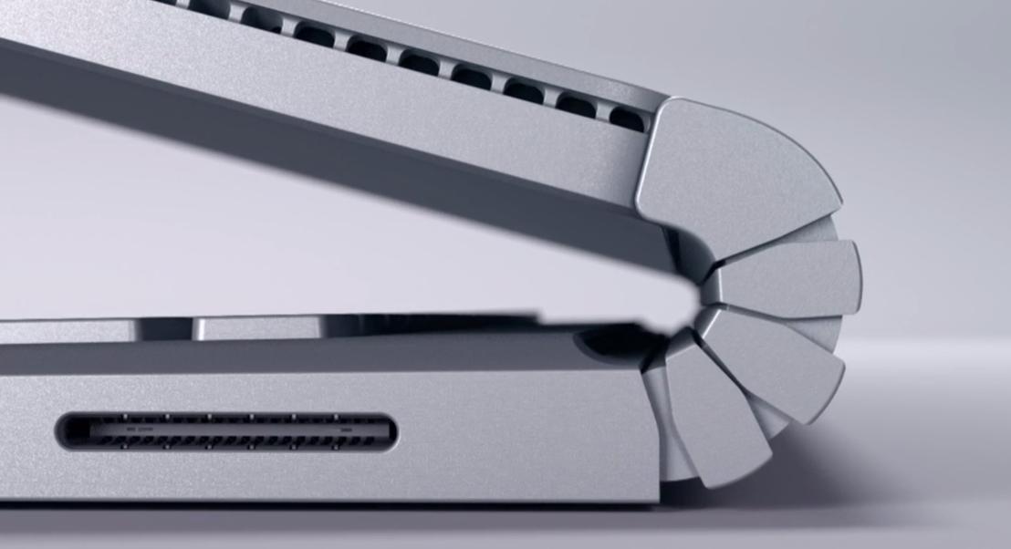 Patente da Microsoft revela Surface com ecrã flexível e dobradiças liquídas