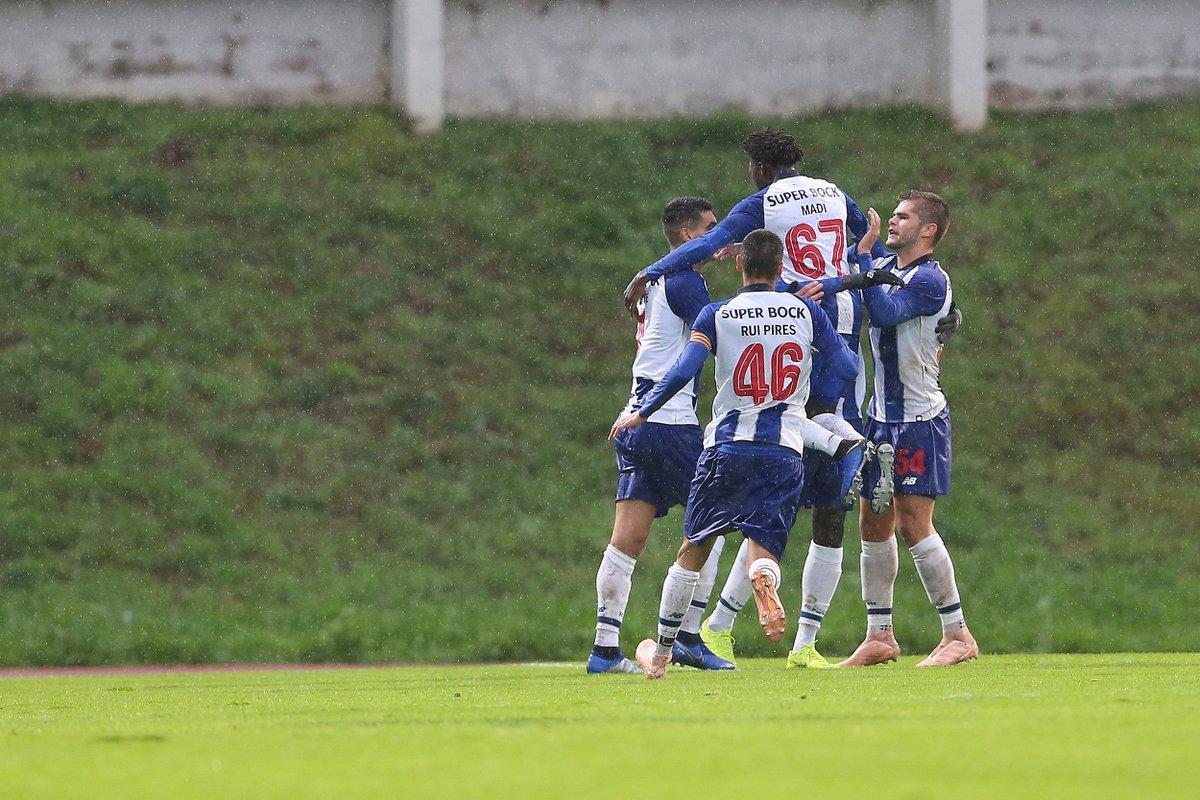 Paços de Ferreira perde com o FC Porto B e compromete liderança da II Liga
