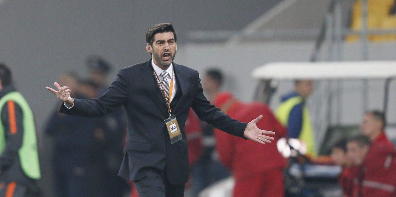 Shakhtar vai fazer estágio em Portugal e Paulo Fonseca espera bom tempo