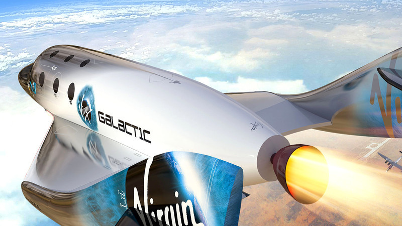 Ir ao espaço com a Virgin Galactic? Empresa dá prioridade a quem se inscrever num novo programa