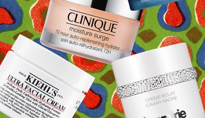 Os melhores cremes hidratantes para peles secas
