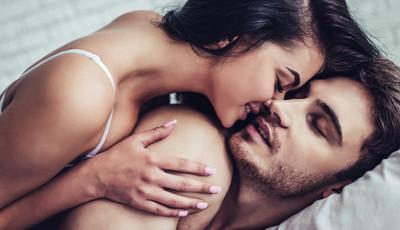 Mais sono e melhor sexo andam de mãos dadas