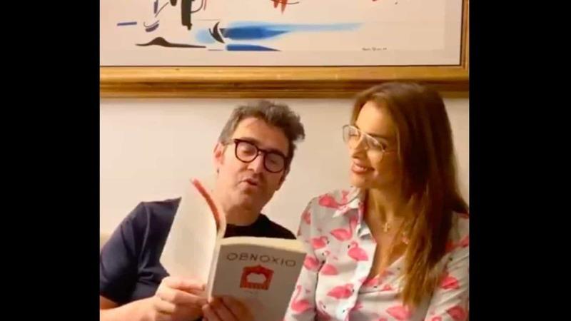 Vídeo: Catarina Furtado e João Reis contracenam juntos e conquistam fãs