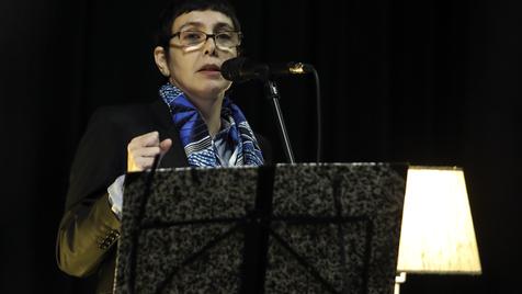 Adriana Calcanhotto, a nova professora da Universidade de Coimbra