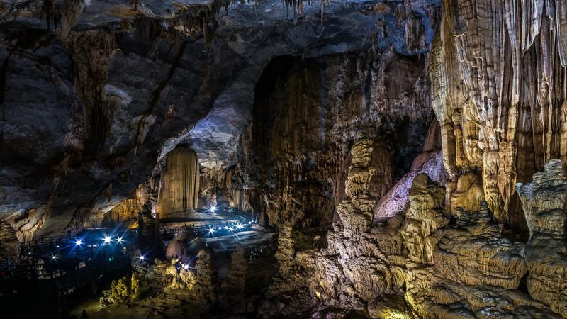 A maior gruta do mundo é ainda maior do que se pensava
