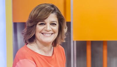 """""""Na SIC damos os prémios às pessoas certas"""", diz Júlia Pinheiro"""