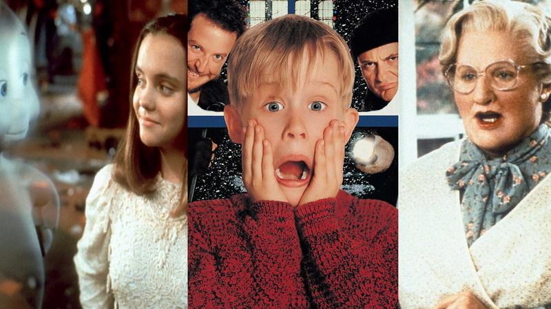 """""""Casper"""" faz 25 anos: já mostrou estes filmes dos anos 90 aos seus filhos?"""