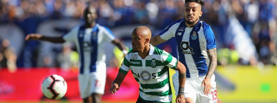 Sporting recusa negociar com Olympiacos e rejeita dois milhões de euros por Bruno Gaspar